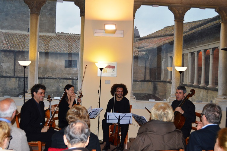 Il Quartetto Bernini