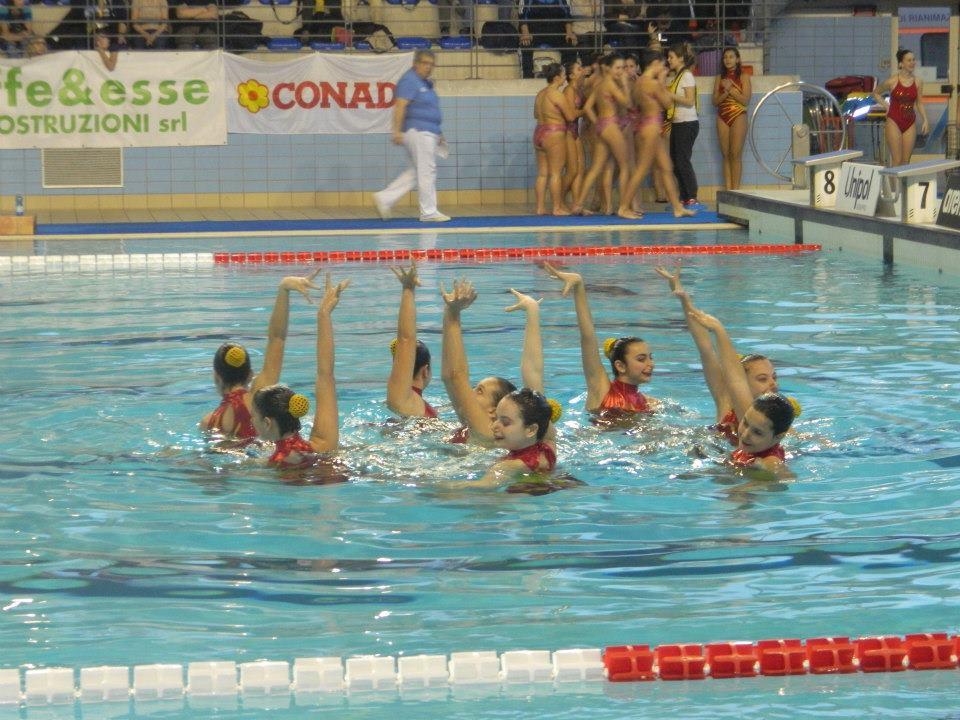 civitavecchia squadra R Tirrena in acqua