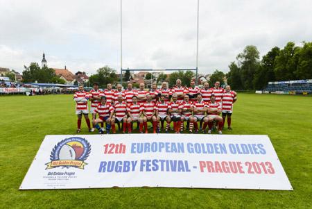 old rugby praga