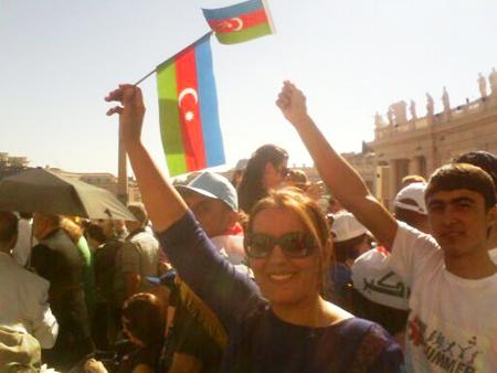 AZERBAIGIAN CERVETERI