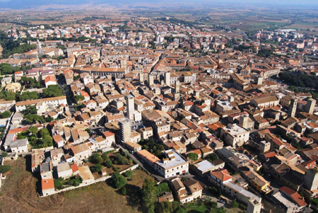 Centro storico di Tarquinia