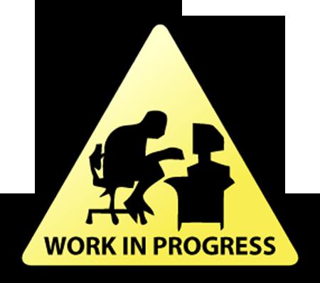 A-Work in progress