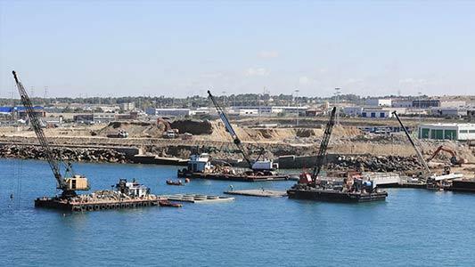 cantiere porto