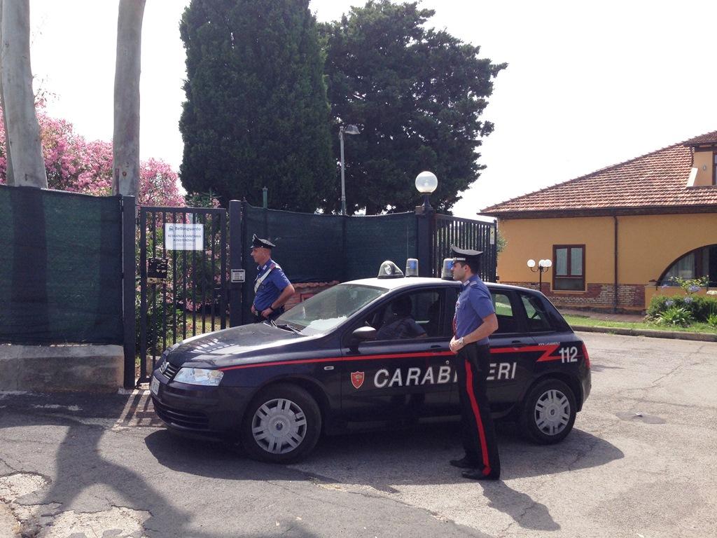 bellosguardo carabinieri