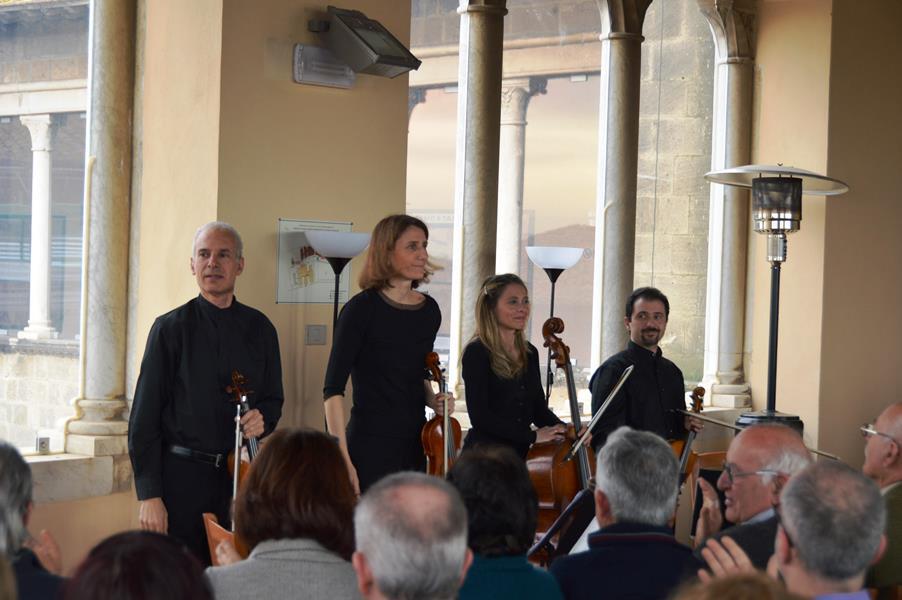 Quartetto di Roma