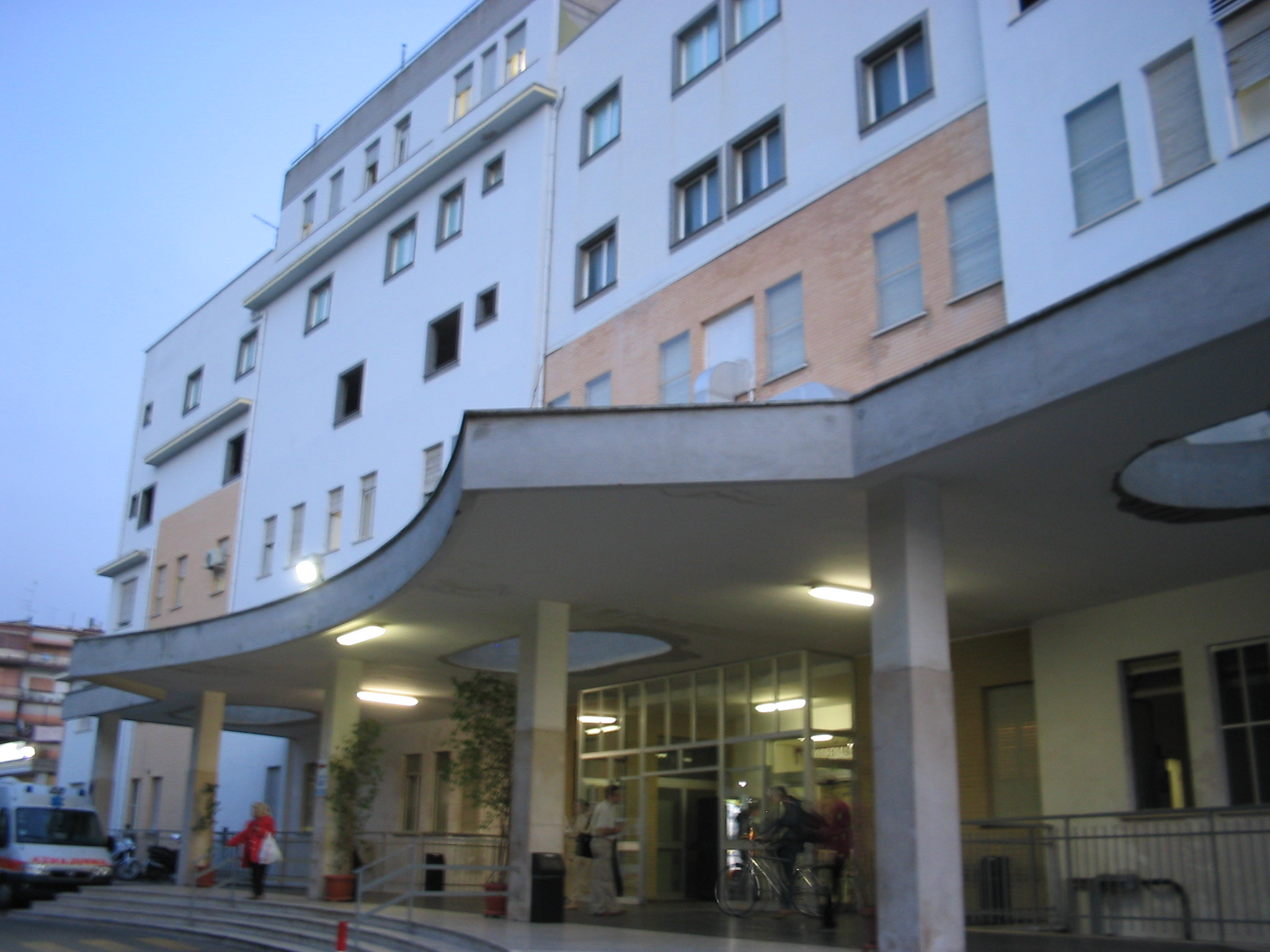 ospedale cv
