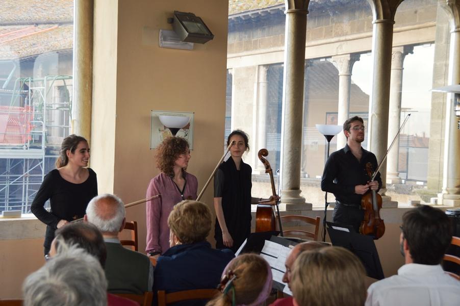 Il Quartetto Maurice