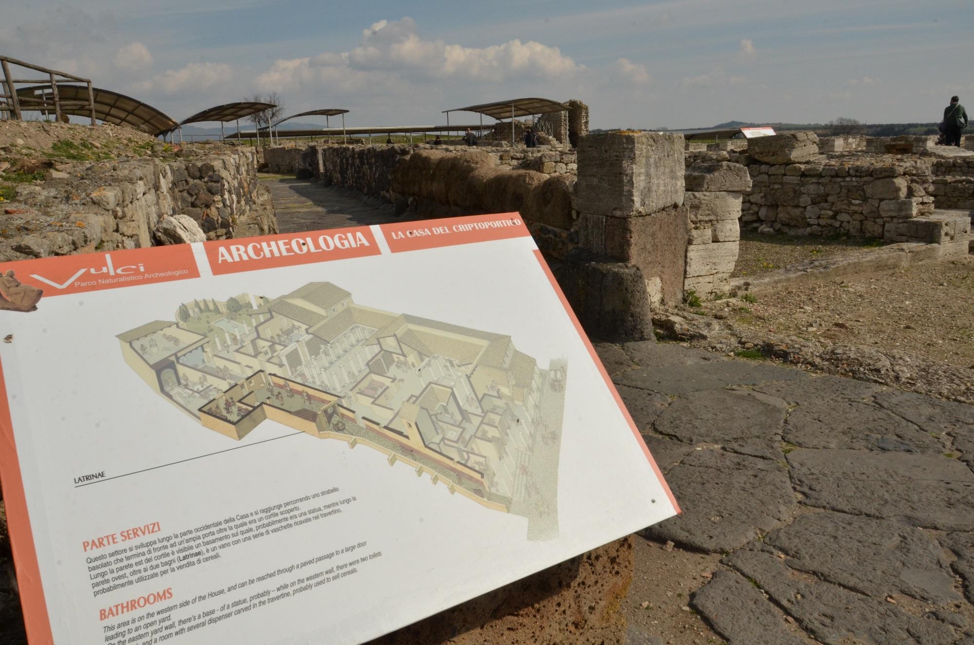 antica città di Vulci