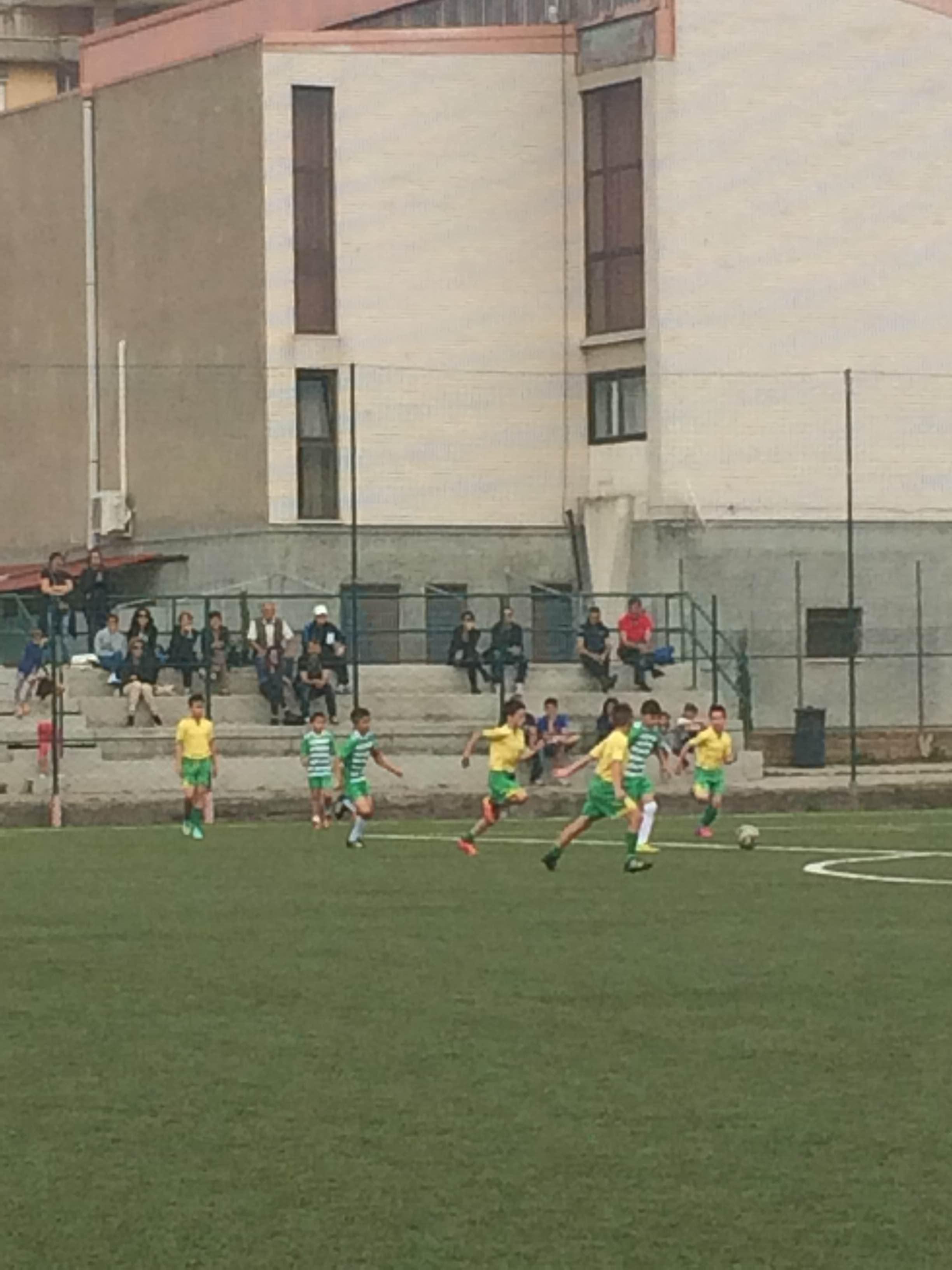 calcio giovanile pulcino doro 2015