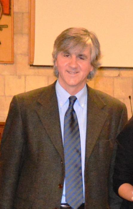 Lassessore Sandro Celli