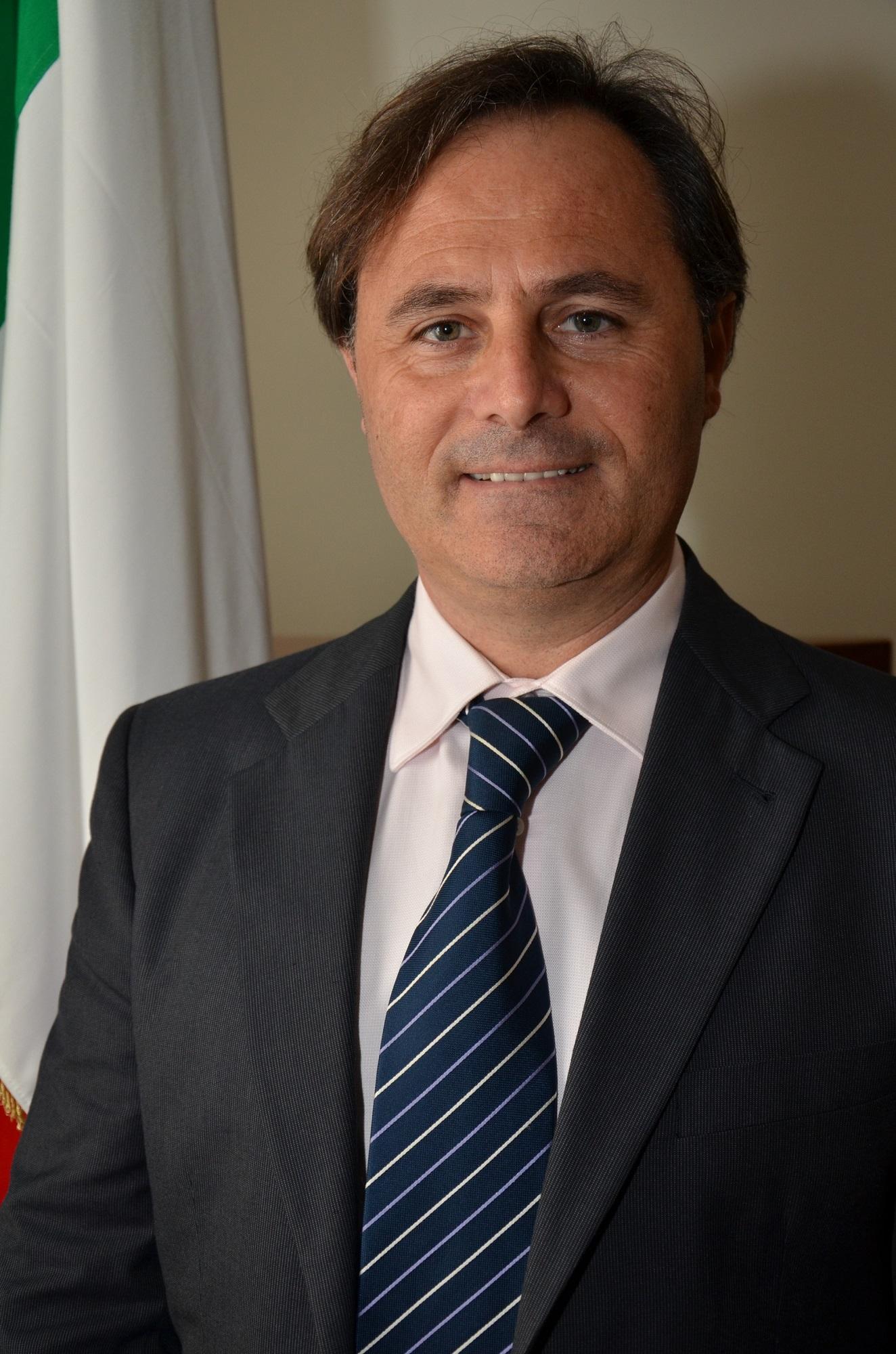 il vice sindaco Luca Benni