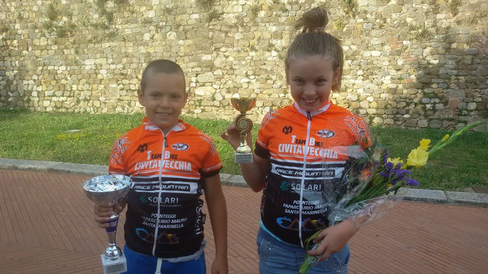 team Bike bambini