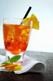 Ginger spritz (spritz allo zenzero)