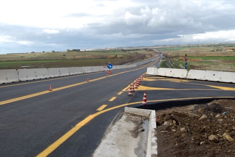 autostrada tarquinia SAT