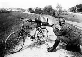 bersaglieri ciclisti