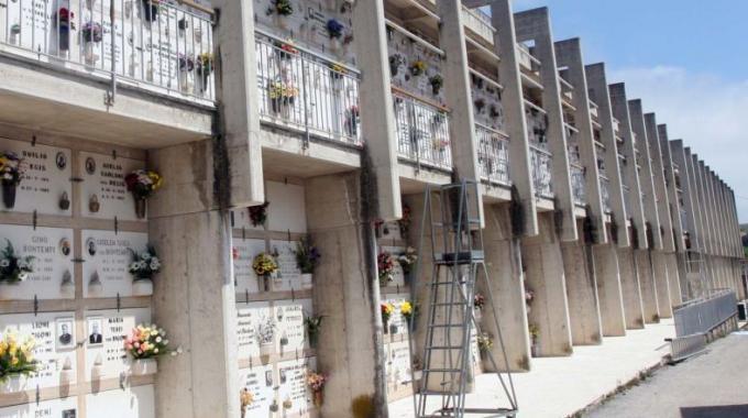cimitero ladispoli