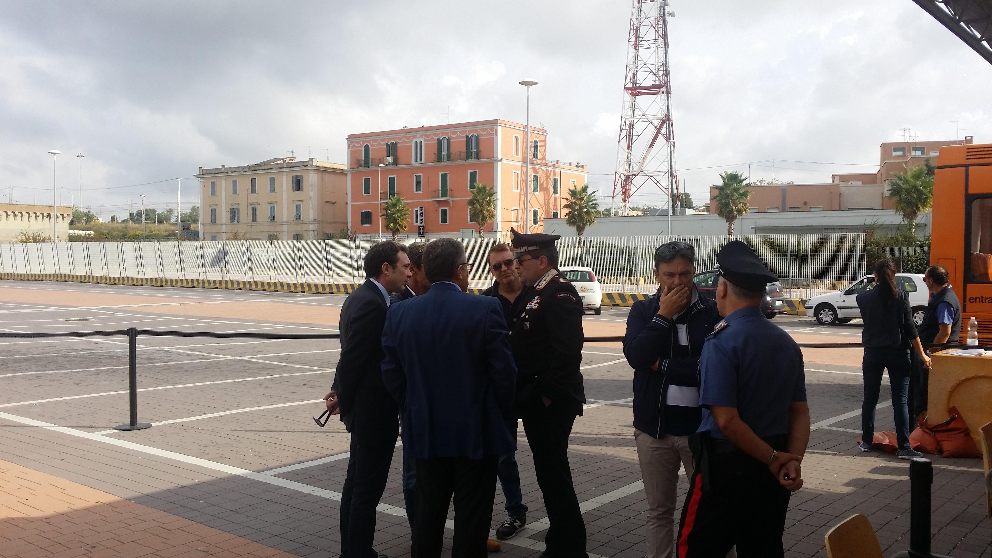 Carabinieri Largo della Pace