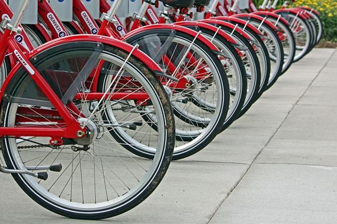 bike sharing
