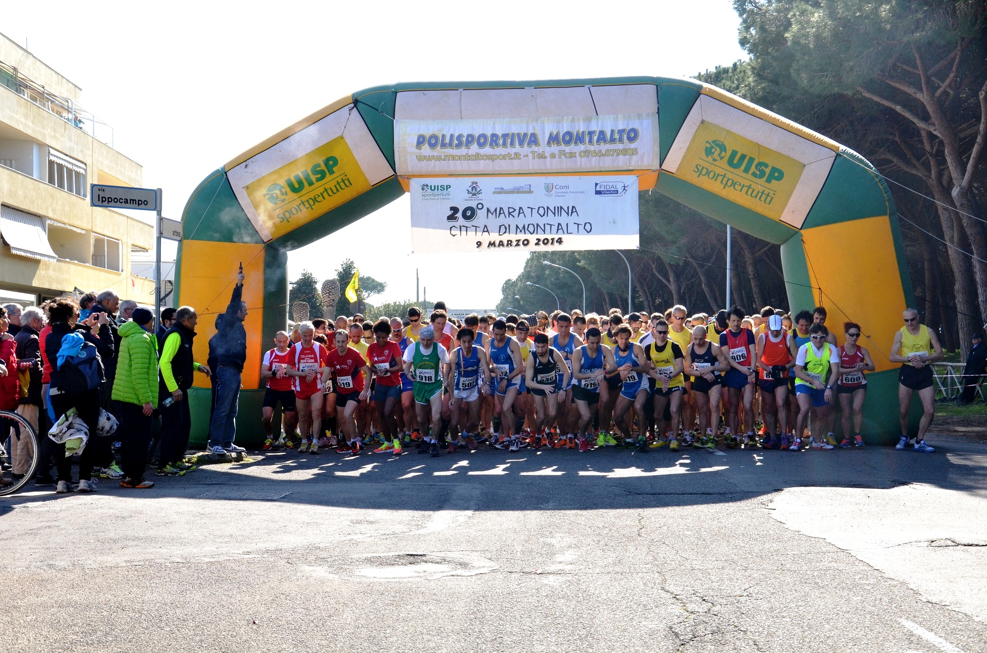 maratonina edizione 2014