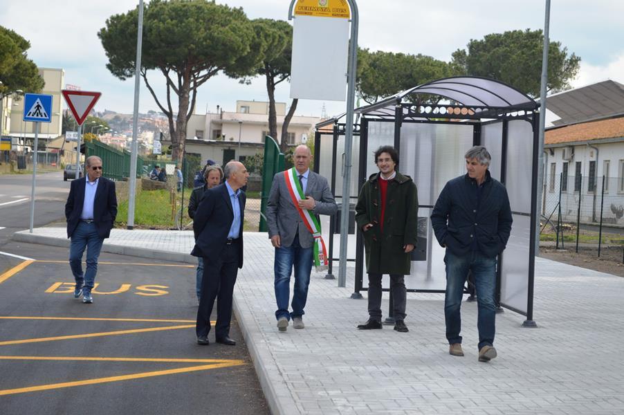 IIS Cardarelli parcheggio 2015