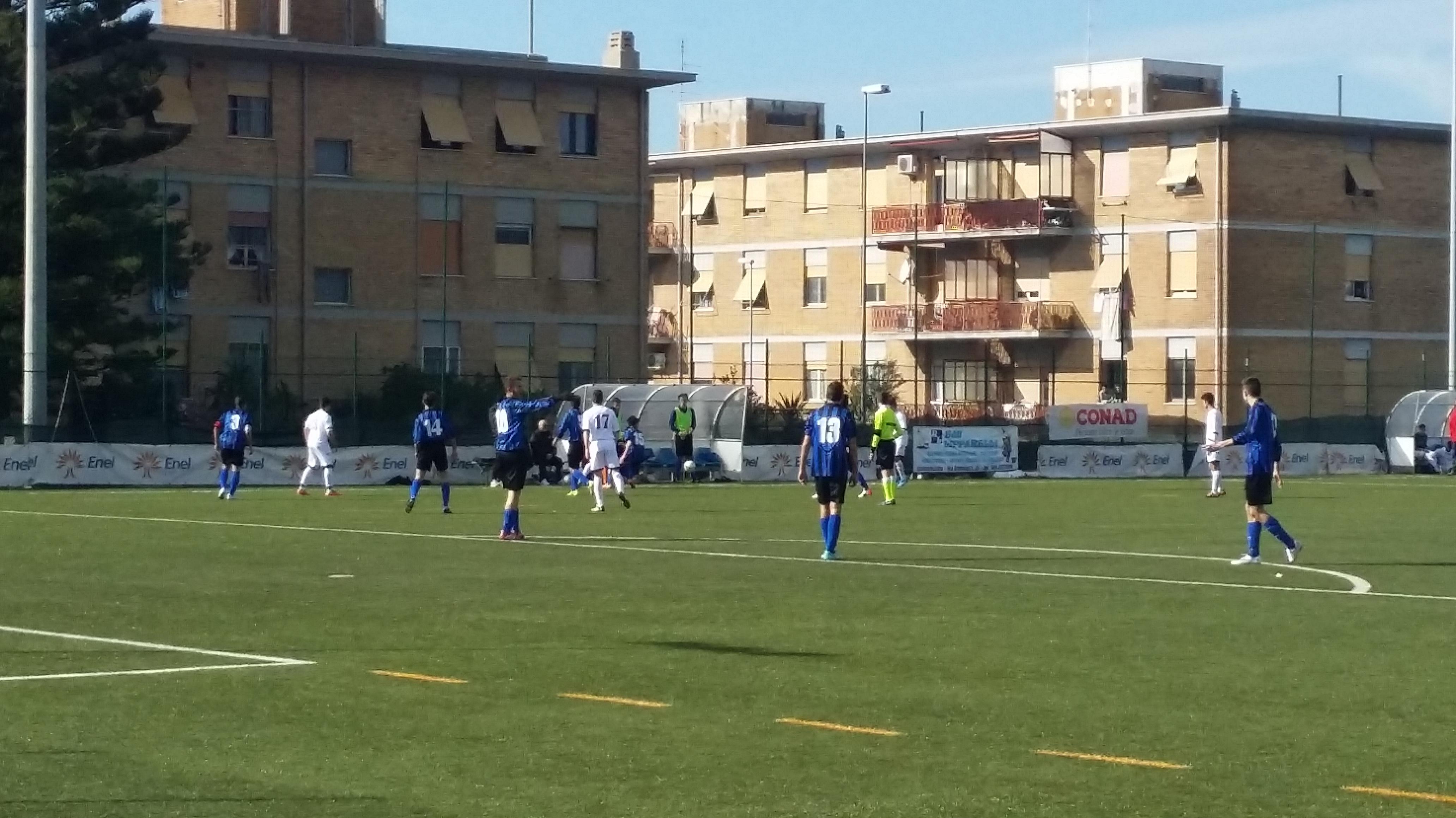 Calcio giovanile cv 6
