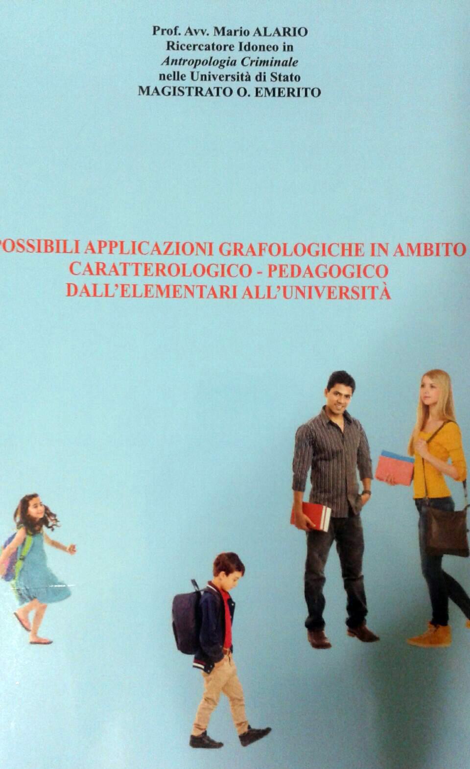 libro grafologia