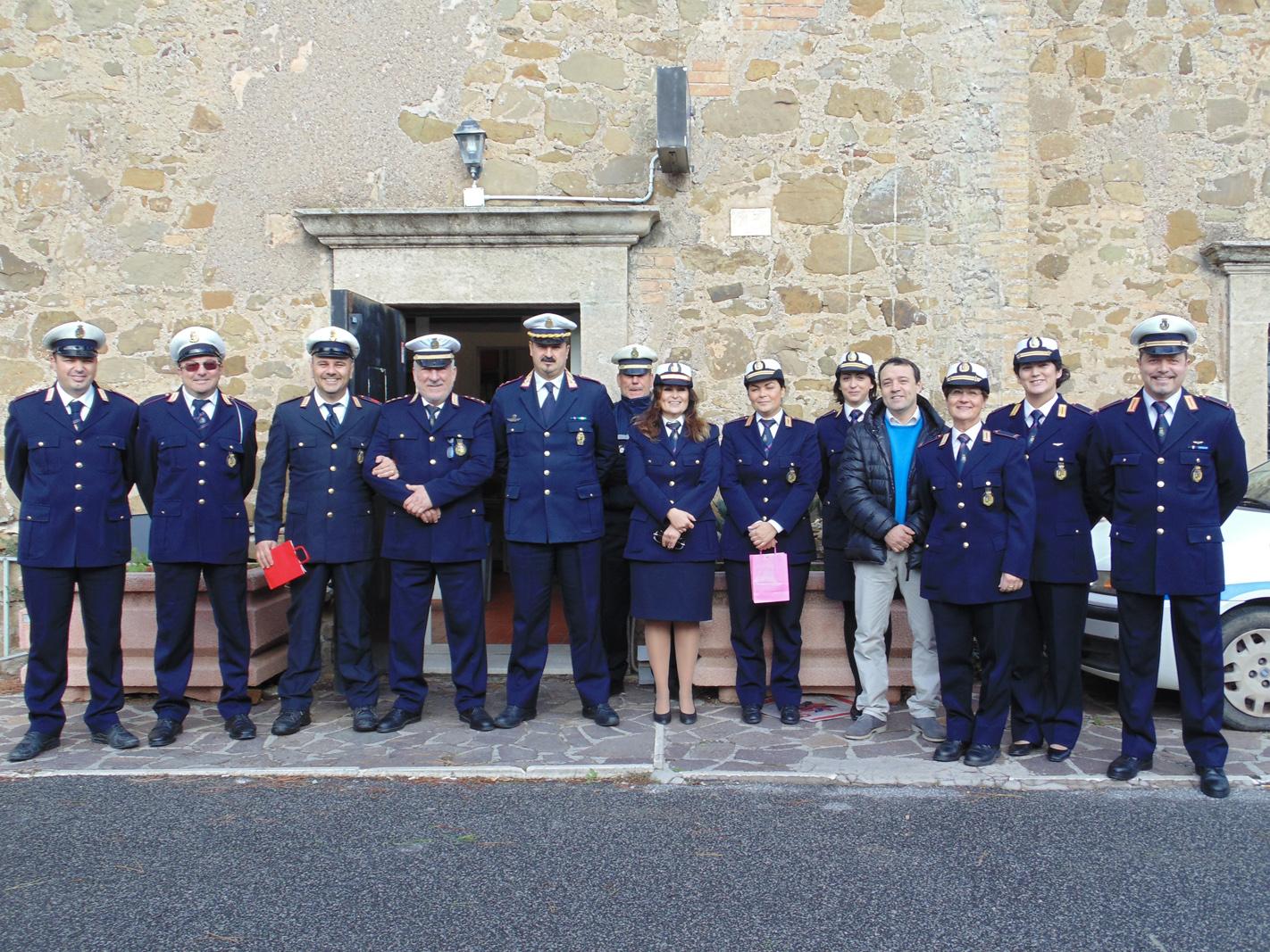 agenti polizia santa marinella