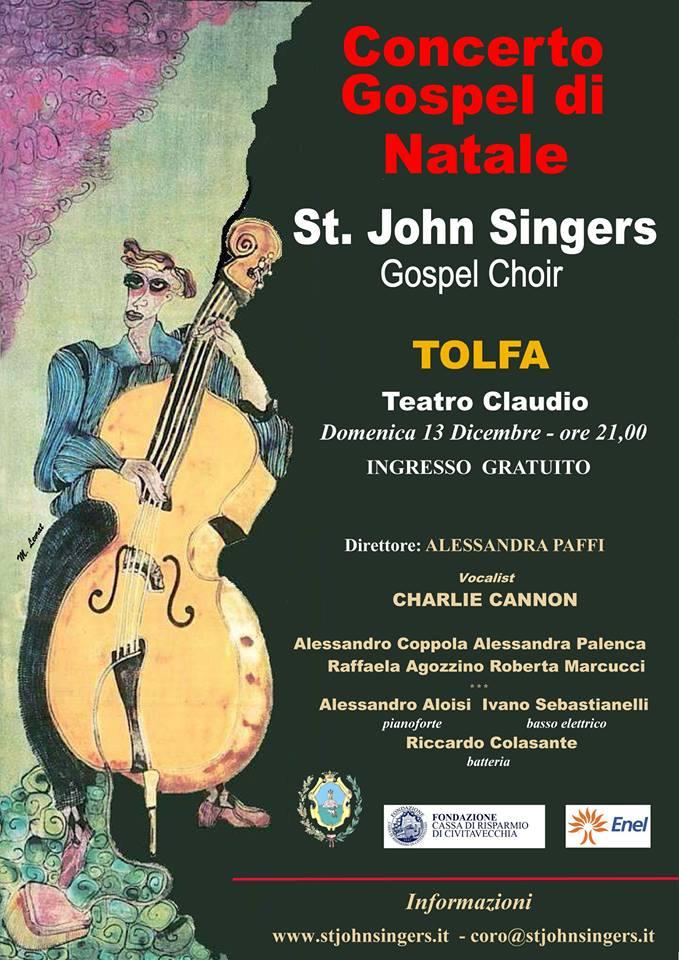 Concerto gospel tolfa