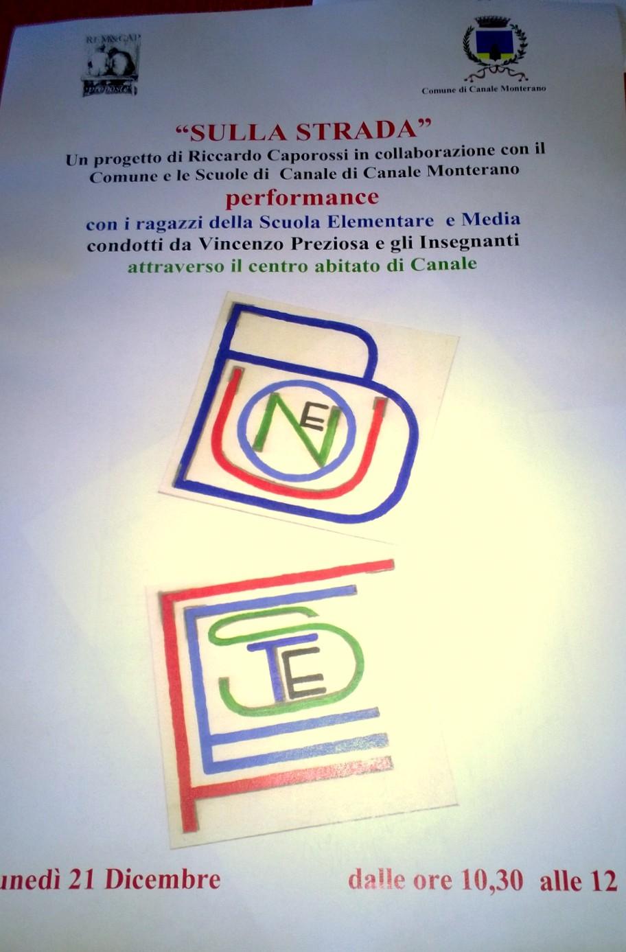 Progetto Canale Monterano