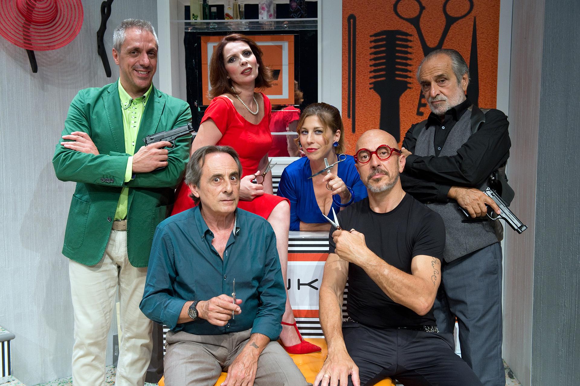 Teatro Forbici Follia