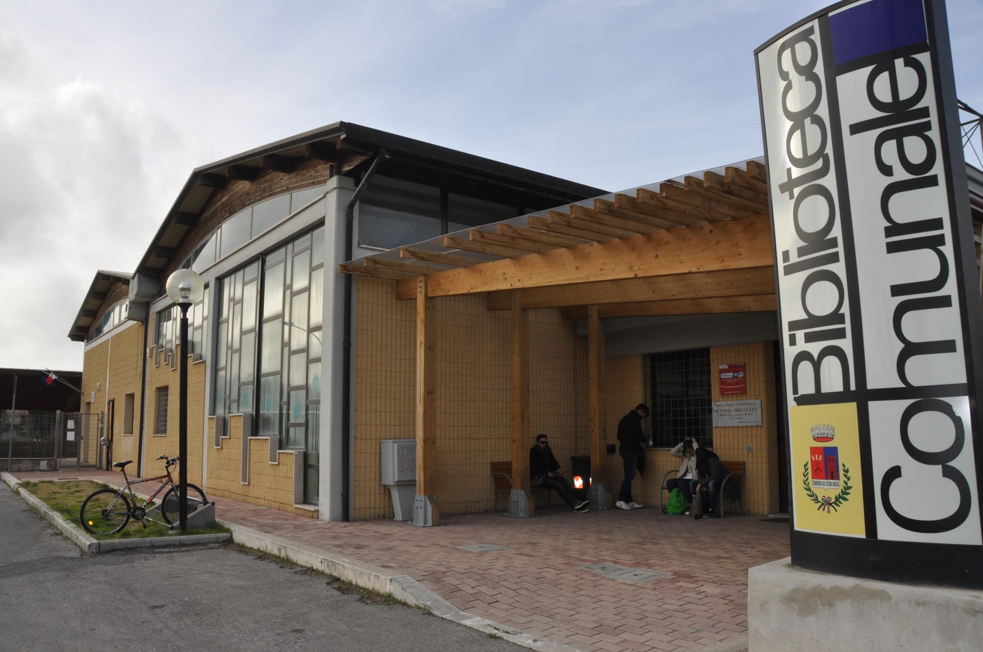 biblioteca ladispoli
