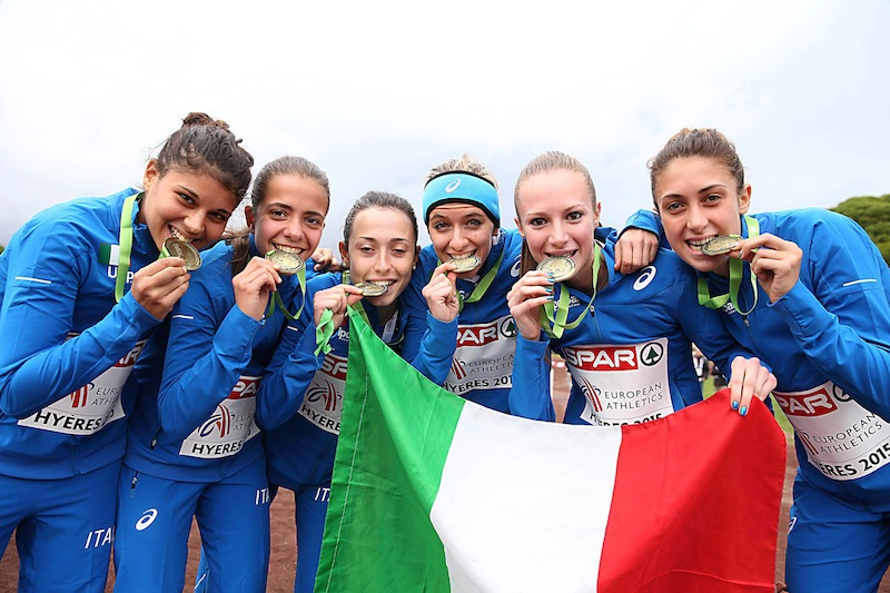 XXII Campionati Europei di cross,European Cross Country Championships