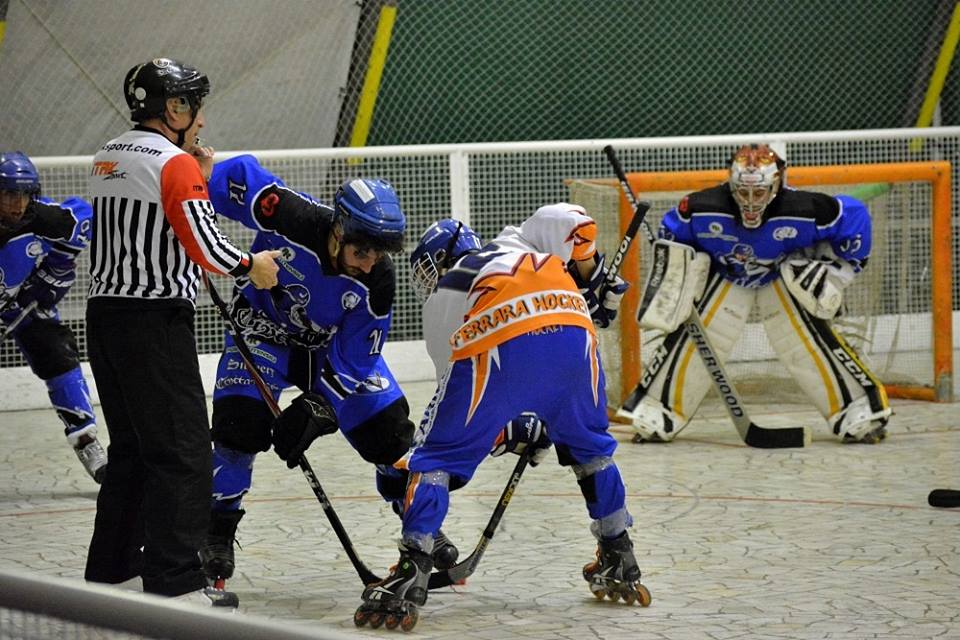 hockey in line Moisè