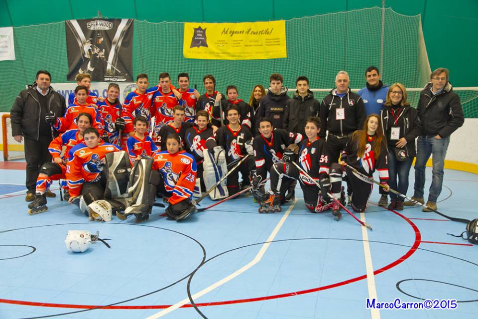 hockey snipers under 16