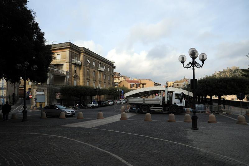 piazza vittorio veneto tolfa