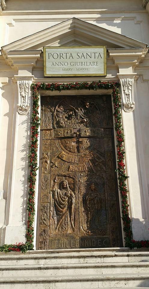 porta santa civitavechia