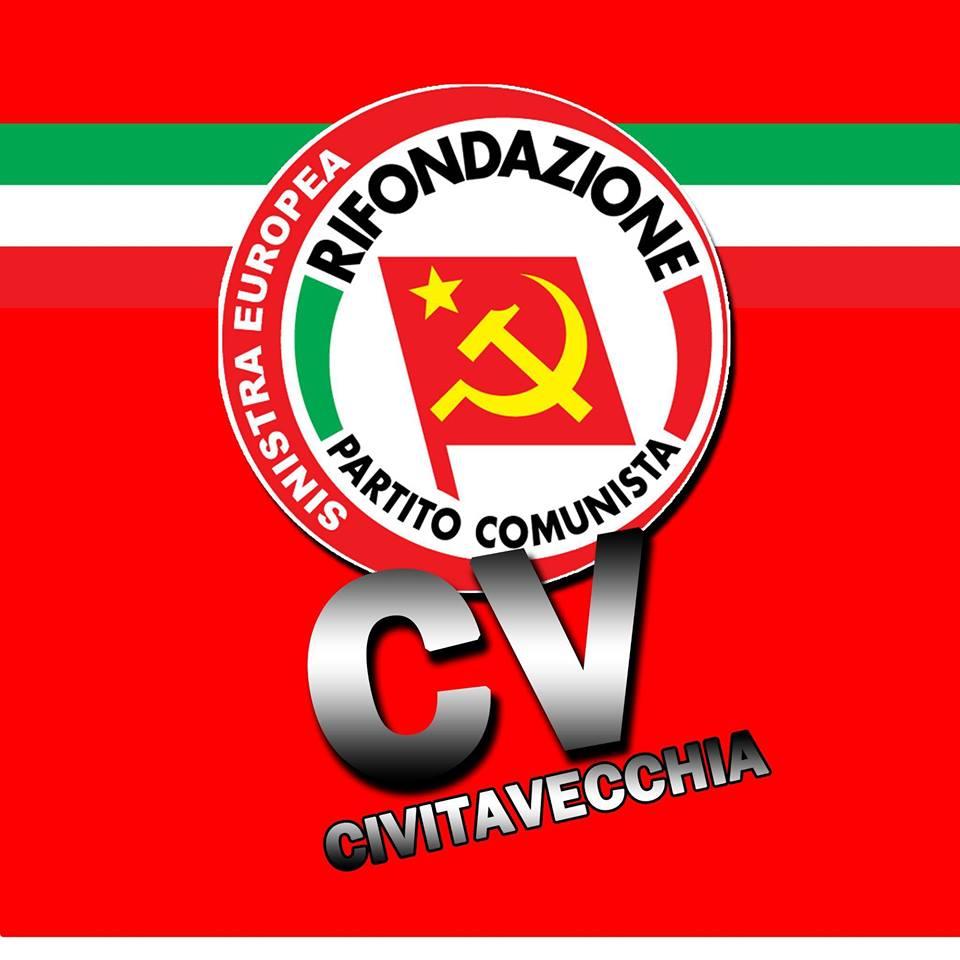 rifondazione comunista civitavecchia