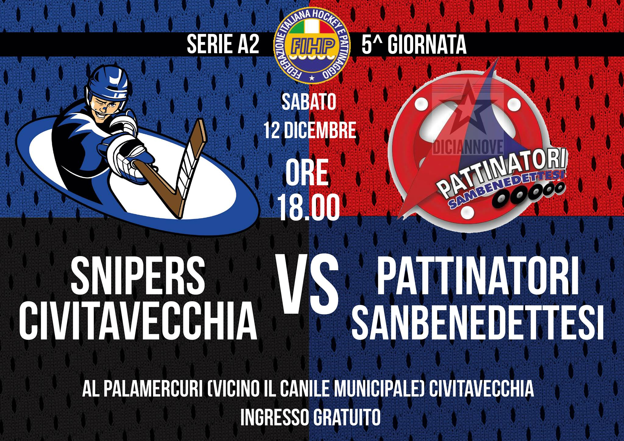 snipers vs sanbenedettese