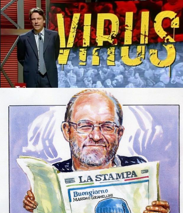 gramellini + virus
