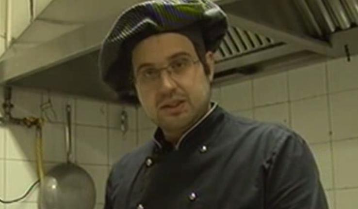 Chef Simone Tumulo
