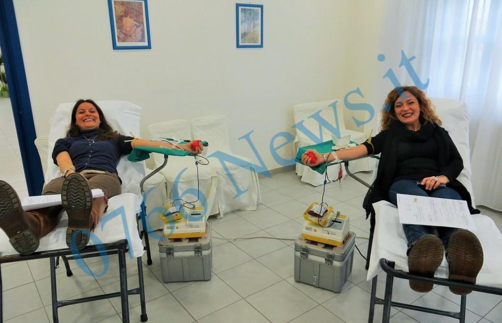donazione sangue ladispoli