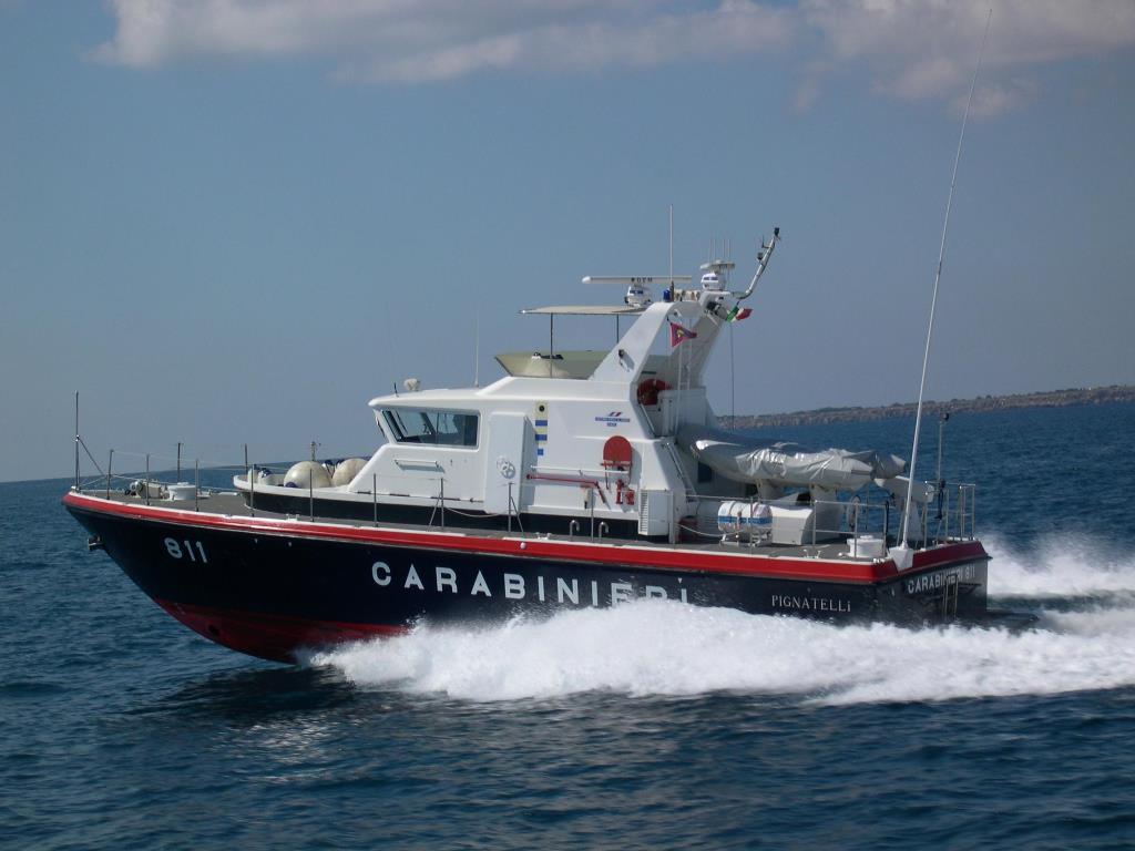 Motovedetta_Carabinieri