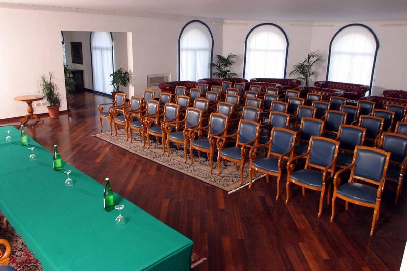 sportng club traiano sala convegni