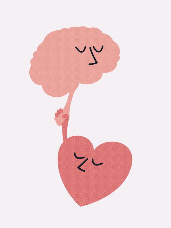 cuore mente