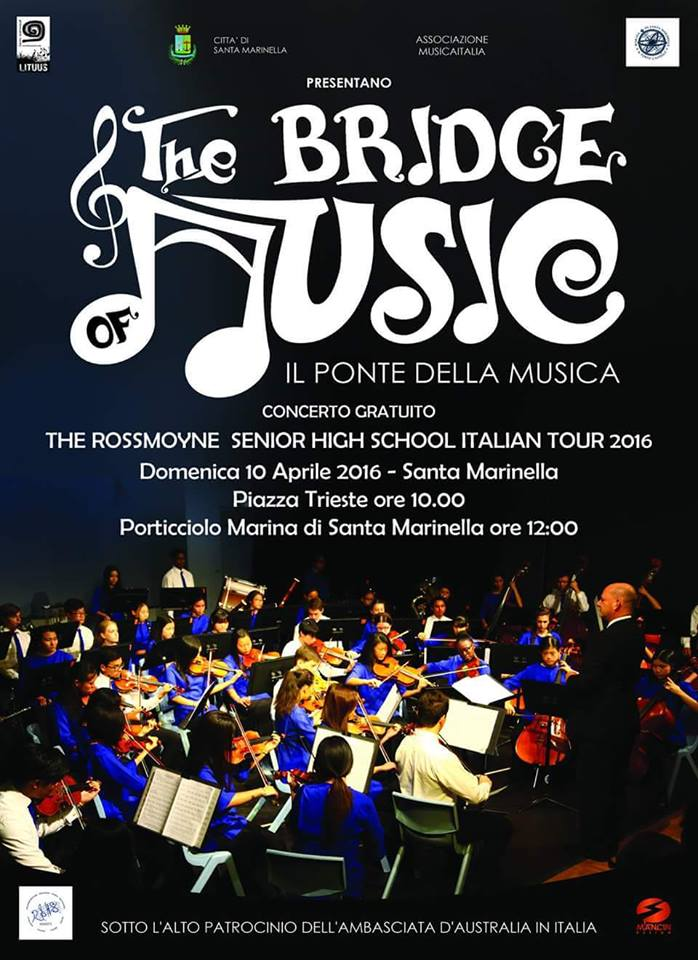 Locandina music bridge