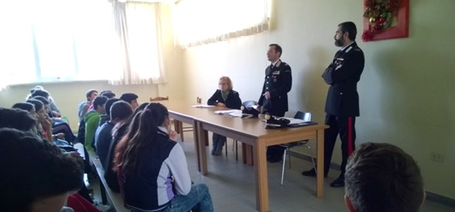 scuola montalto carabinieri