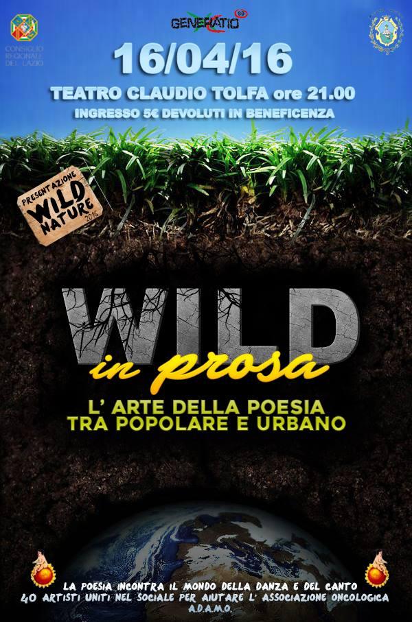 WILD in prosa