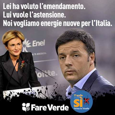 fare verde referendum