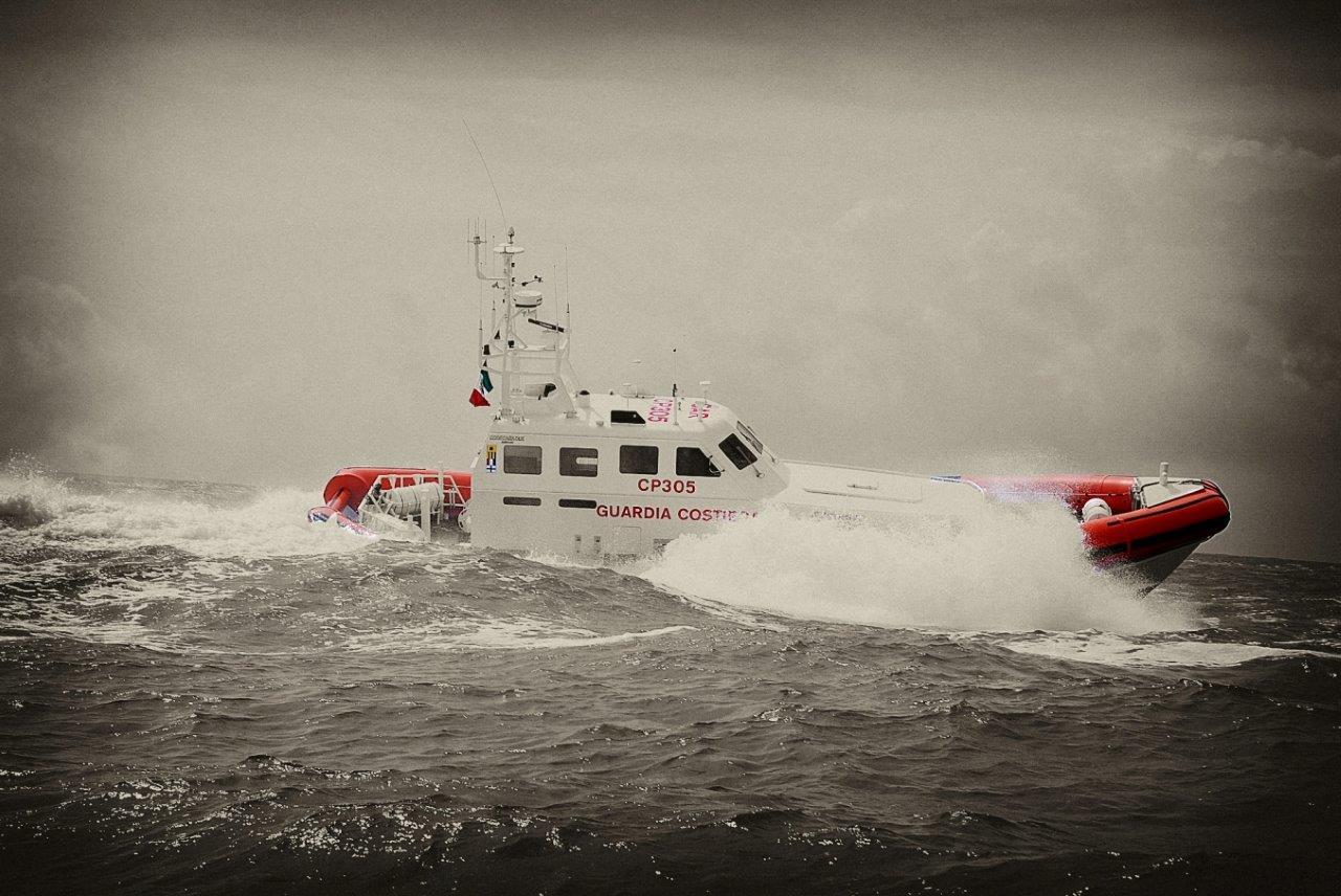 guardia costiera CP20305
