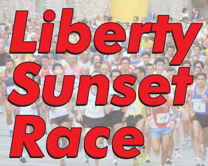 liberty sunset race